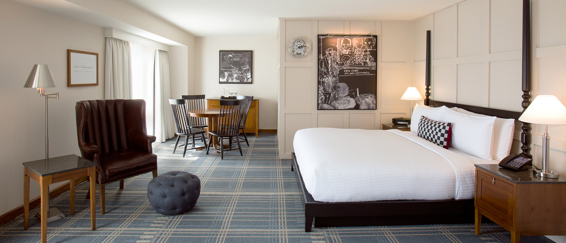Cambridge Hotels MA   The Charles Hotel - Rooms & Suites   Hotels ...