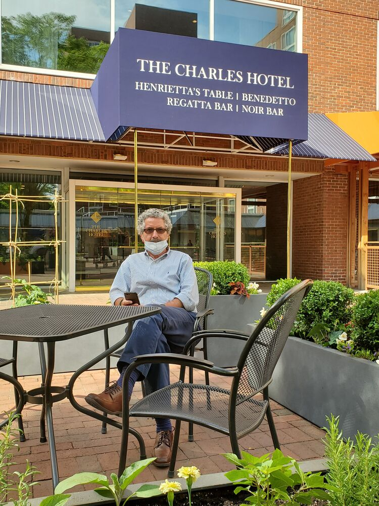 General Manager of Charles Hotel