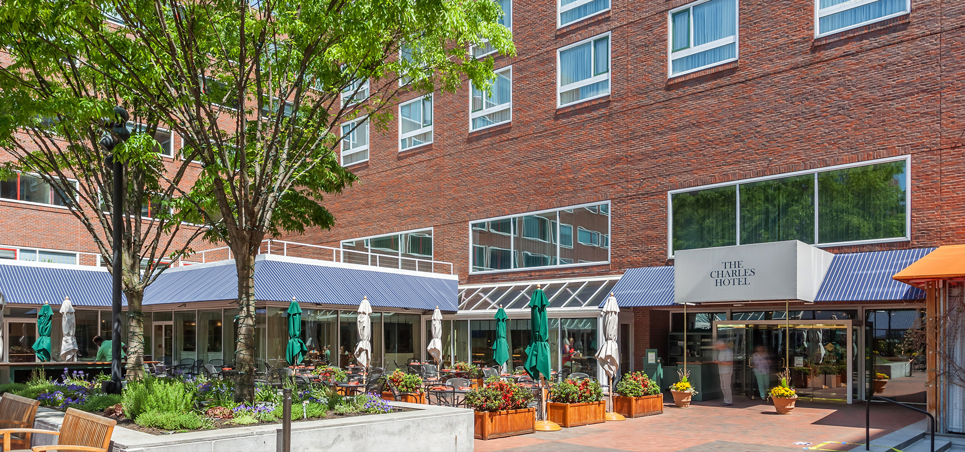 Hotels in Cambridge | The Charles Hotel - Contact Us